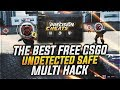 THE BEST FREE UNDETECTED CSGO HACK CHEAT [NO LONGER SUPPORTED]