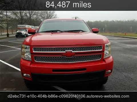 2013 Chevrolet Silverado 1500 LTZ Used Cars - Charlotte,NC - 2019-03-10