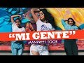 """MI GENTE"" - J.Balvin, Willy William, Beyoncé (Choreography by Manpreet Toor) mp3 indir"