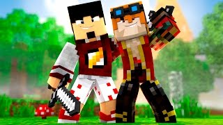 Minecraft: HARDCORE DUPLA Ep. 1 ‹ AMENIC ›