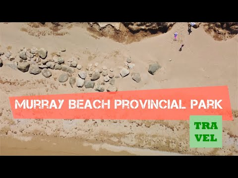 Murray Beach Provincial Park.  NEW BRUNSWICK (VIDEO PRO VIDEO CHANNEL)