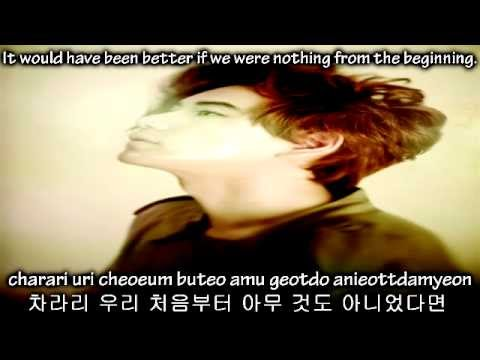 Super Junior - Bittersweet ~ Lyrics On Screen [Eng. || Rom. || Han.]