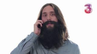 "3 Mobile ""Skypephone / Beard"""