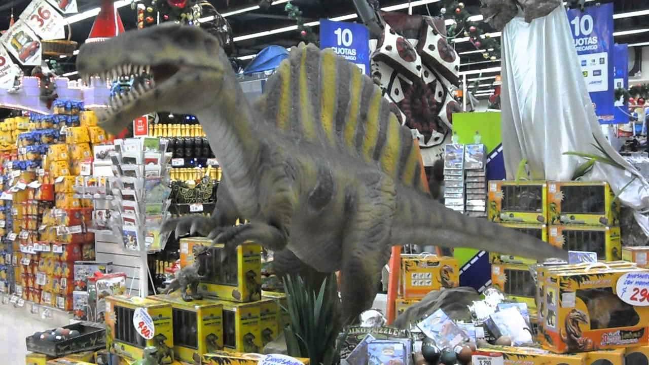 Toys For 9 And Up : Llegaron los dinosaurios a tienda inglesa youtube