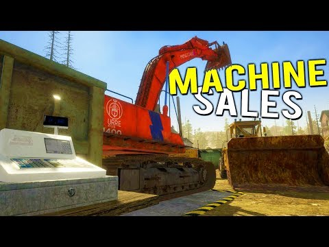 GOING INTO HEAVY EQUIPMENT SALES! BIGGEST GOLD HAUL YET - Gold Rush Full Release Gameplay