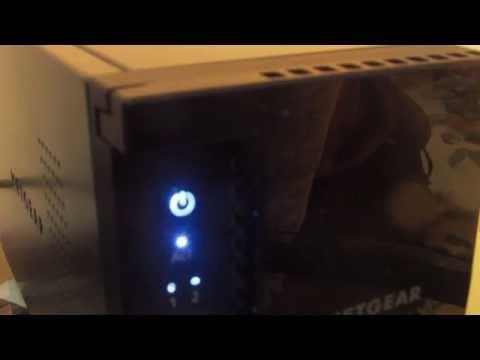 HOW TO: Factory Reset The Netgear Ready NAS 102