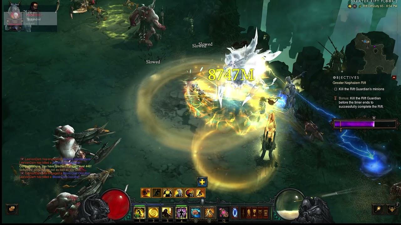 Diablo 3 Monk Zoom Zoom :D