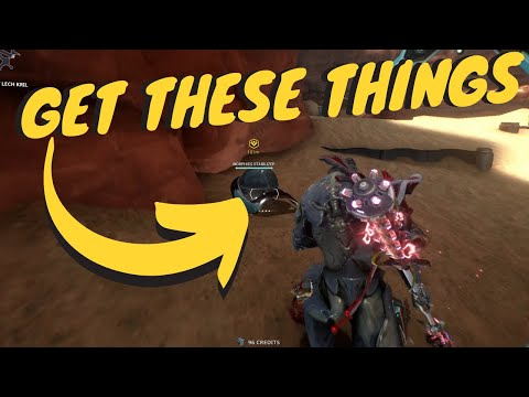 Warframe How To Farm Tellurium 2020 Youtube Obtained exclusively by defeating kuva liches, kuva variant weapons are some of the best weapons in warframe. youtube