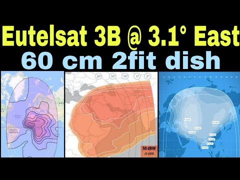 Eutelsat 3 east dish tracking - Action News ABC Action News