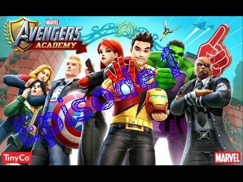 Tony!!! [Marvel Avengers Academy: Episode 1]