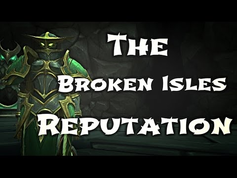 WoW Guide - Broken Isles Reputation