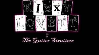Kixxy Lovett - Kick Me When I