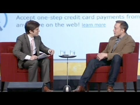 Elon Musk talks about his firing as Paypal CEO 2008