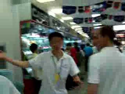 beijing electronics market china 2005