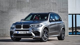 2015 BMW X5M - 575 hp - Start Up, Exhaust, Top Speed, Car Review,
