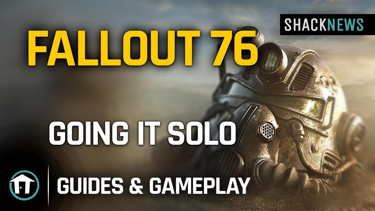 How to use mouse and keyboard in Fallout 76 | Shacknews