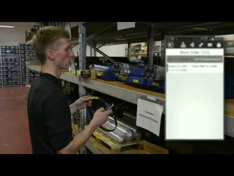 SCHAD Automation-SCADA and CMMS integration on a single mobile device