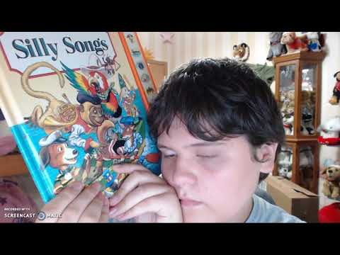 silly songs play a song book