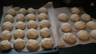 Kartoffelknödel, Knödel, Klöße, Kartoffelklöße, Rezept - Disturbed Cooking Ep. 35