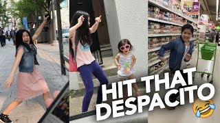 HIT THAT DESPACITO DANCE Everytime Despacito Comes On Ranz And Niana