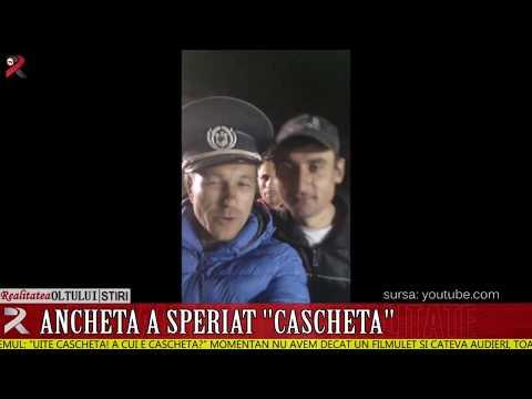 """Ancheta a speriat """"cascheta"""""""