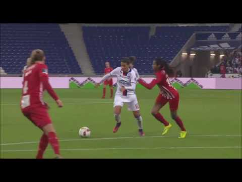 Dzsenifer Marozsán OL Highlights || 2016-2017 || Goals, Skills, Assists ||
