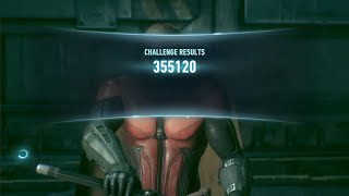 Quarantine - Robin - 355.120p - 358.170p - Batman Arkham Knight