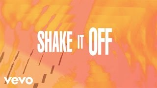 Secondhand Serenade Shake It Off Lyric Video