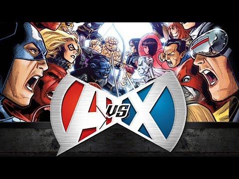 MUGEN - Avengers vs. X-men