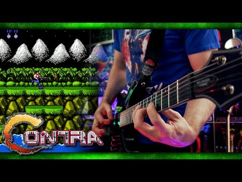 Contra: Jungle - Metal Cover