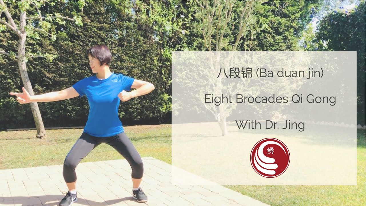8 Brocades Qi Gong with Dr. Jing on Thanksgiving