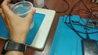 Эксперимент со смартфоном