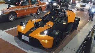 注目度満点!KTM X-BOW(クロスボウ)
