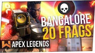 Bangalore : Win à 20 Frags | Apex Legends