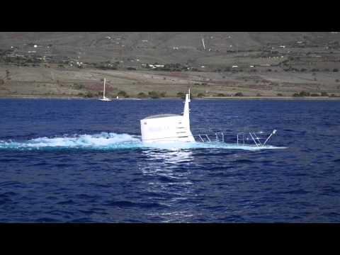 Atlantis Submarine Tour, Maui