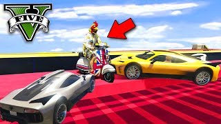 GTA V Online: NOVO SUPER 4X4 vs MINI MOTOS - 1 VITÓRIA ATRÁS DE OUTRA!!!