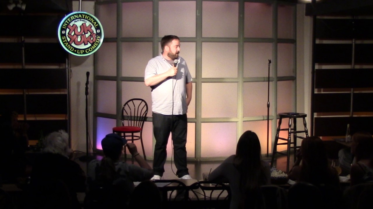 Jeff Paul - Live Stand-Up Comedy