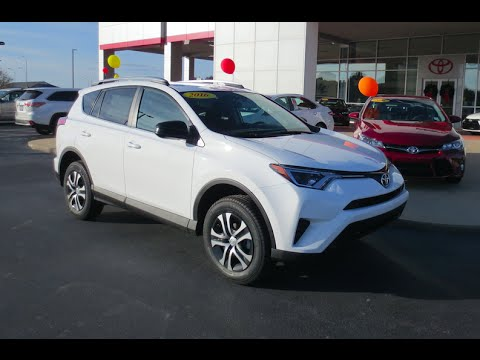 2016 Toyota Rav4 Le Full Tour Amp Start Up At Massey Toyota