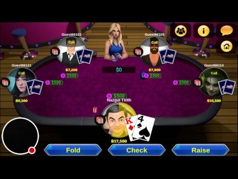 Streaming Poker Offline