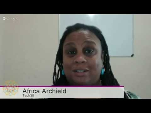 Africa Archield | Tech30 - Video Equipment and Live Broadcasts