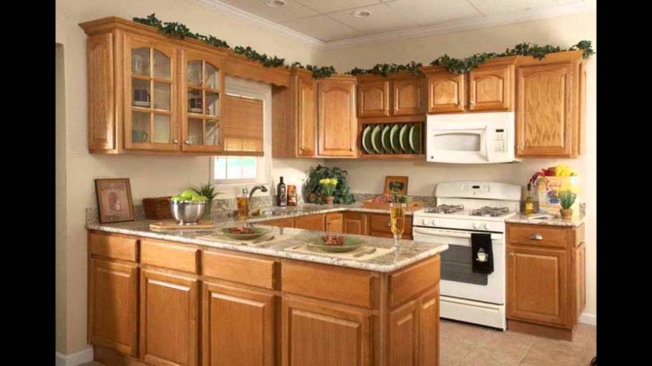 Nice Kitchen Cabinets - YouTube