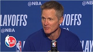 Kevin Durant took Patrick Beverley's bait – Steve Kerr | NBA on ESPN