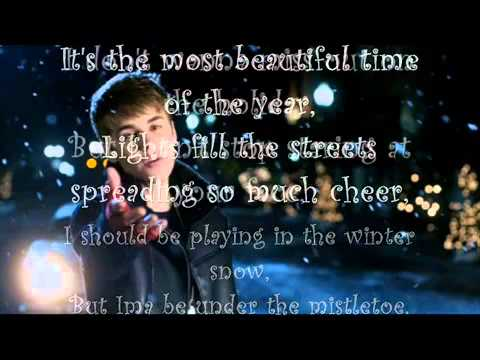 Mistletoe   Justin Bieber Lyrics   YouTube