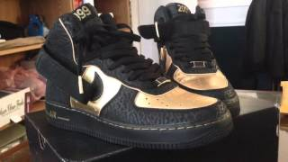 This is a video review about a Quick Strike Nike Air Force 1. With ...