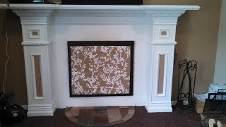 My Fireplace is Too Drafty...
