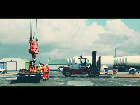 What does logistics mean to DHL Industrial Projects?