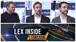 LEX INSIDE - Emission du mercredi 24 février 2021