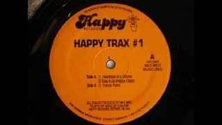 Mad Mike (Banks) - Trance Patrol (1992, Happy Records)