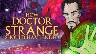 Video Comment Doctor Strange aurait dû finir download MP3, 3GP, MP4, WEBM, AVI, FLV Desember 2017