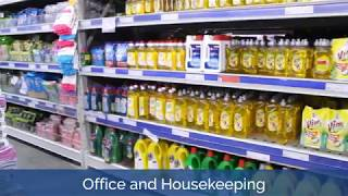 Metro Cash And Carry - Store Walk Through